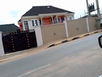 4 Bedroom Flat Duplex with 2 Nos of Two Bedroom Apartment., Ait Estate, Akowonjo, Alimosho, Lagos, Detached Duplex for Sale