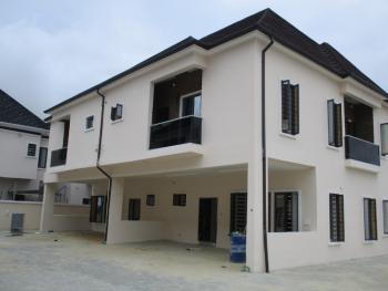 4 Bedroom Terrace Duplex, Ikota Villa Estate, Beside Mega Chicken, Ikota, Lekki, Lagos, Terraced Duplex for Sale