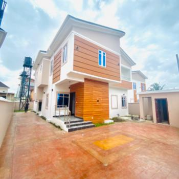 Magnificently Built 5 Bedroom Fully Detached Duplex  with a Room Bq, Thomas Estate, Ilaje, Ajah, Lagos, Detached Duplex for Sale