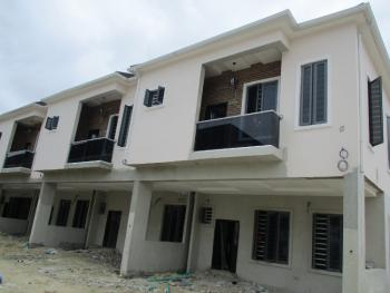 a Lovely 3 Bedroom Terrace., Ikota Villa Estate, Beside Mega Chicken, Ikota, Lekki, Lagos, Terraced Duplex for Sale