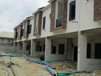 4 Bedroom Terrace, Ikota Villa Estate, Before Vgc., Ikota, Lekki, Lagos, Terraced Duplex for Sale