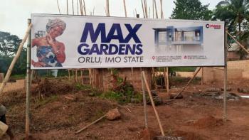 Land, Max Gardens, Okwuabala Community, Orlu, Imo, Mixed-use Land for Sale