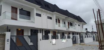 Luxury 4 Bedrooms Semi-detached Duplex with Bq, Idado, Lekki, Lagos, Semi-detached Duplex for Sale