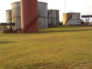 Tank Farm in Excellent Location with Best Equipment, Ikot Abasi, Akwa Ibom, Tank Farm for Sale
