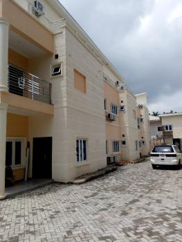 Luxury Serviced 4 Bedrooms Terraced Duplex with a Room Bq, Off Aminu Kano Crescent, Wuse 2, Abuja, Terraced Duplex for Rent