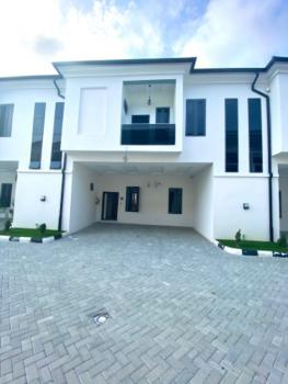 Luxury 4 Bedrooms Terraced Duplex in a Gated and Secured Estate, Orchid Road, Ilasan, Lekki, Lagos, Terraced Duplex for Rent