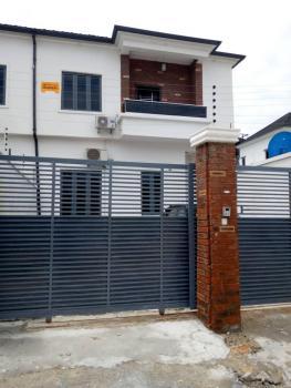 Luxurious 4 Bedrooms Duplex with 2 Living Rooms, Fully Furnished, Idado Estate, Idado, Lekki, Lagos, Semi-detached Duplex for Sale
