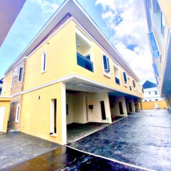 4 Bedrooms Terraced Duplex with State of The Art Finishing, Chevron Drive, Ikota, Lekki, Lagos, Terraced Duplex for Sale