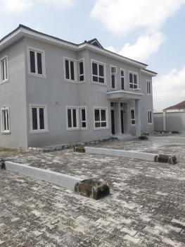 Newly Built, Serviced and Spacious 3 Bedroom Flat, Ajiran Road After Pinnock Estate, Osapa, Lekki, Lagos, Flat for Rent