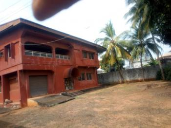 a Detached House for Office, Owerri Road Beside Public Works Office, Nnewi, Anambra, Detached Duplex for Rent