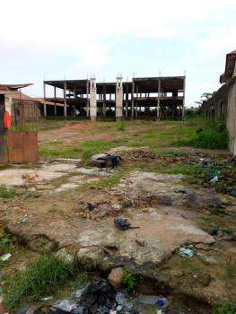 5 Plot of Land Directly on The Major Road, East West Road, Rumuodara, Port Harcourt, Rivers, Commercial Land for Sale