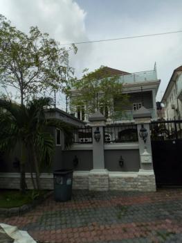 Fully Furnished 6 Bedroom House with Swimming Pool & Gym, 7a Kunle Ogunba Street, Off Jeremiah Ugwu Street, Lekki Phase 1, Lekki, Lagos, Detached Duplex for Rent