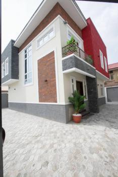 4 Bedroom Detached Duplex with Bq, Ikota Villa Estate Behind Mega Chicken, Ikota, Lekki, Lagos, Detached Duplex for Rent