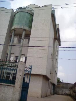 Office Complex of 4 Floors., Anifowoshe., Oba Akran, Ikeja, Lagos, Plaza / Complex / Mall for Sale