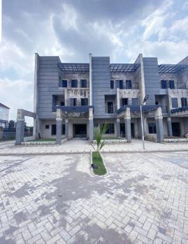 4 Bedroom Terrence Detached Duplex, Along Glisten School, Katampe (main), Katampe, Abuja, Terraced Duplex for Sale