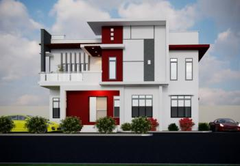 4 Bedroom Detach Duplex Plot (500sqm), After Paradise Valley Beside Brains and Hammers, Life Camp, Abuja, Residential Land for Sale