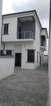 Tastefully Finished 4 Bedrooms Semi-detached Duplex with Bq, Idado, Lekki, Lagos, Semi-detached Duplex for Sale
