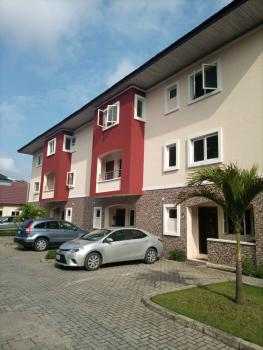 a Well Built and Serviced 3 Bedrooms Town House, Osapa, Lekki, Lagos, Terraced Duplex for Sale
