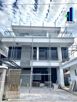 Luxurious 5 Bedrooms + 2 Rooms Bq Fully Detached Duplex, Lekki Phase 1, Lekki, Lagos, Detached Duplex for Sale