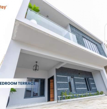 3 Bedrooms Semi-detached Duplex, Ogombo, Ajah, Lagos, Detached Duplex for Sale