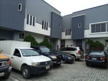 Spacious 3 Bedroom Terraced Duplex, Lekki Phase 1, Lekki, Lagos, Terraced Duplex for Rent