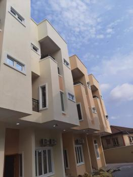 5 Bedrooms Serviced and Partially Furnished Luxury Duplex with Bq, Adeniyi Jones, Ikeja, Lagos, Terraced Duplex for Sale