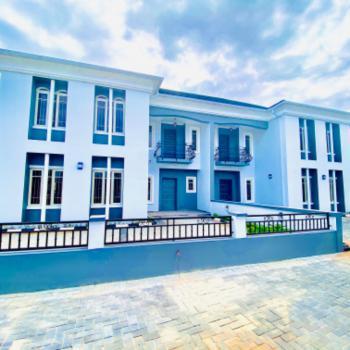 Massive Built 5 Bedroom Semi Detached Duplex with a Room Bq, Calton Gate, Chevron Drive, Lekki Expressway, Lekki, Lagos, Semi-detached Duplex for Sale