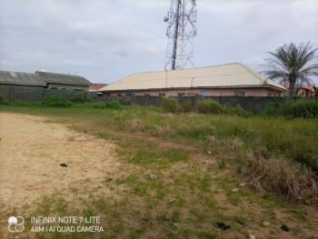 2 Plot of Land Together, Corner Piece, Prince Jerry Street United Estate, Sangotedo, Ajah, Lagos, Mixed-use Land for Sale