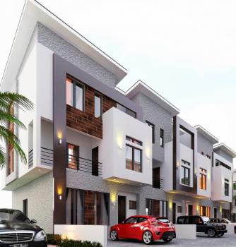 Luxury 4 Bedroom Terraced Duplex (off Plan), Phase 2 Shangisha, Gra, Magodo, Lagos, Terraced Duplex for Sale