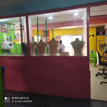 Beautiful Shop Space Downstairs, By Allen Junction Awolowo Way, Ikeja, Lagos, Shop for Rent