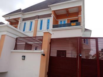 Luxury 4 Bedrooms Semi Detached Duplex with Bq, Idado Estate, Chevron, Idado, Lekki, Lagos, Semi-detached Duplex for Sale