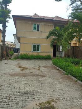 Lovely 4 Bedrooms +2 Rooms Bq Semidetached Duplex, Admiralty Homes Estate, Off Alpha Beach Road, Before Chevron, Igbo Efon, Lekki, Lagos, Semi-detached Duplex for Rent