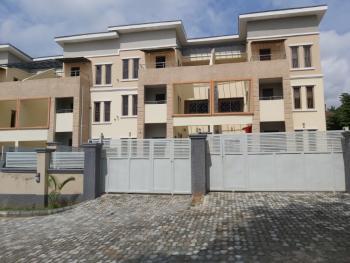 Brand New 4 Bedrooms Terraced House + Bq & Study, Citec Estate, Mbora (nbora), Abuja, Terraced Duplex for Sale