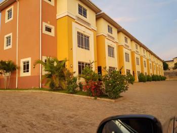a Tastefully Finished Serviced, Brand New 4 Bedroom Terrace Duplex, Garki District, Garki, Abuja, Terraced Duplex for Rent