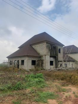 3 Bed Penthouse Carcass, Grow Homes Estate, Opposite Champions Royal Assembly, Kubwa, Abuja, Detached Duplex for Sale