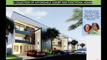 Luxury 1 Bedroom Terrace, Buenavista Estate, Off Orchid Hotel Road, By Chevron Tollgate, Lafiaji, Lekki, Lagos, Terraced Duplex for Sale