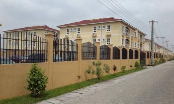 3 Bedroom Flat, Milverton Estate, Friends Colony, Osapa, Lekki, Lagos, Flat for Sale