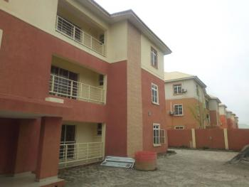 Newly Built Luxury 3 Bedrooms Fully Finished and Fully Serviced Upper Floor, Sunnyvale Estate, Dakwo, Abuja, Flat for Rent