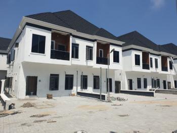Luxury Serviced 4 Bedroom Semi Detached, Orchid Road, Lafiaji, Lekki, Lagos, Semi-detached Duplex for Sale