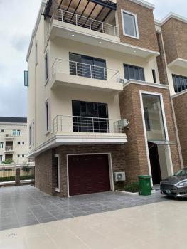 Luxury Five Bedroom Semi Detached House with Private Lift, Ikoyi, Lagos, Semi-detached Duplex for Sale