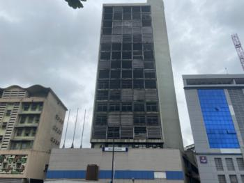 19 Floors Office Building, Central Business District, Marina, Lagos Island, Lagos, Office Space for Sale