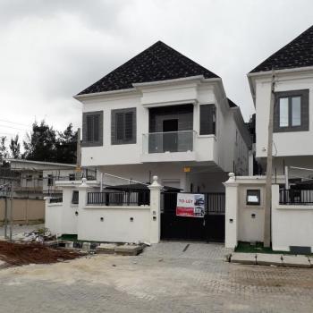 4 Bedrooms Fully Detached Duplex + Bq, Bera Estate, Chevron, Lekki Expressway, Lekki, Lagos, Detached Duplex for Rent