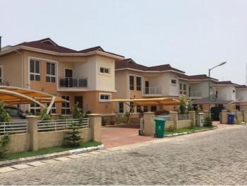 4 Bedroom Semi Detach Duplex with a Room Bq, Cadogan Estate, Jakande, Lekki, Lagos, Semi-detached Duplex for Rent