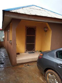 Completed 2 Flats on Half Plot in Serene Environment, Ifesowapo Street, Ori Okuta, Owutu., Agric, Ikorodu, Lagos, Detached Bungalow for Sale