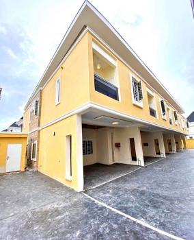 Spacious 4 Bedroom Duplex, Chevron, Lafiaji, Lekki, Lagos, Terraced Duplex for Sale