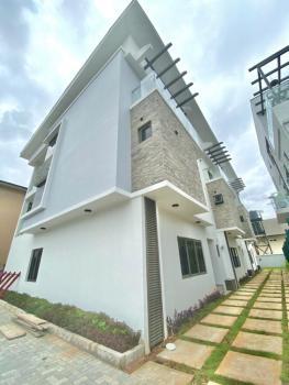 4 Bedroom Terrace Duplex with a Bq, Osborne, Ikoyi, Lagos, Terraced Duplex for Rent