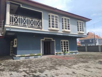 Magnificent Fully  Detached 4 Bedroom Duplex, Spacious  Compound, Sangotedo, Ajah, Lagos, Detached Duplex for Rent