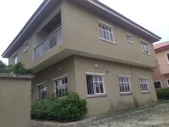 Magnificent 4 Bedroom Detached Duplex, Private Compound, Crown Estate, Sangotedo, Ajah, Lagos, Detached Duplex for Rent