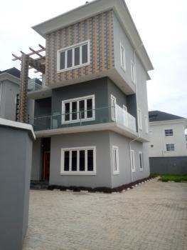 Luxury 5 Bedroom Duplex with Magnificent Facilities, Ilasan, Lekki, Lagos, Detached Duplex for Rent
