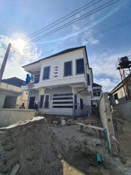Classic 5 Bedroom Detached Duplex 94% Complete in a Good Neighbourhood, Obama Amusa, Agungi, Lekki, Lagos, Detached Duplex for Sale